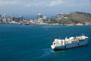 Port Moresby, capital of PNG
