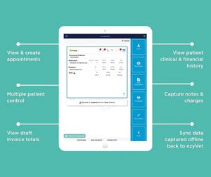 veterinary practice management software